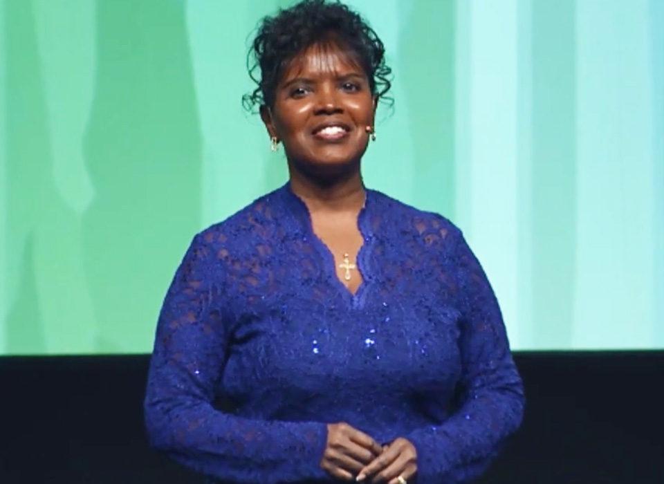 Karen Smith, MD FAAFP - recipient of the AAFP Award